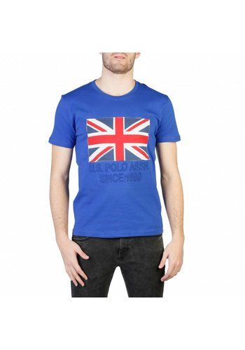 U.S. Polo Heren T-shirt van U.S. Polo - blauw