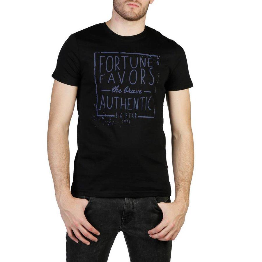 Herren T-Shirt von Big Star GARRIC - schwarz