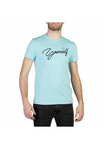 Big Star Männer T-Shirt von Big Star BELVI - blau