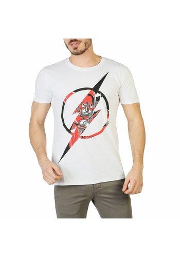 DC Comics Herren T-Shirt von DC Comics - weiß