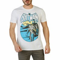 Herren T-Shirt von DC Comics - weiß