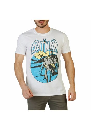 DC Comics Heren T-shirt van DC Comics - wit