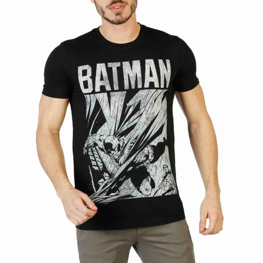 Herren T-Shirt von DC Comics - schwarz