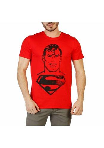 DC Comics Heren T-shirt van DC Comics - rood