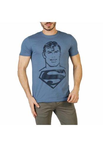 DC Comics Herren T-Shirt von DC Comics - blau