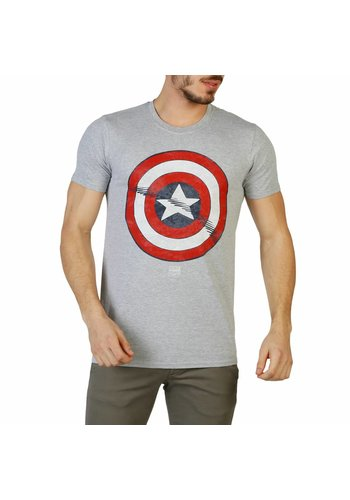 Marvel Tee shirt Homme Marvel - gris