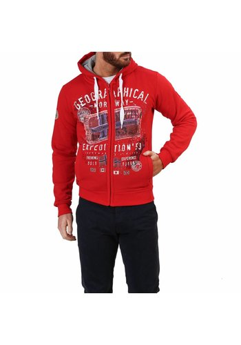 Geographical Norway Männerweste von Geographical Norway Filliam - rot
