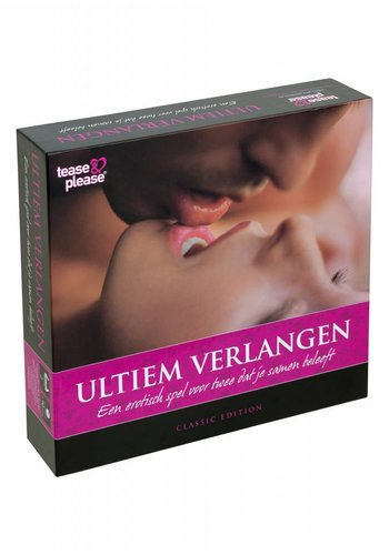 Tease & please Ultiem Verlangen Classic NL