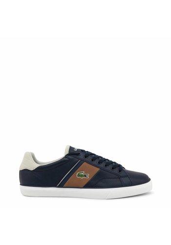 Lacoste Sneaker Homme par Lacoste - bleu