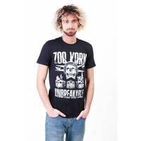 Männer T-Shirt von Zoo York - schwarz