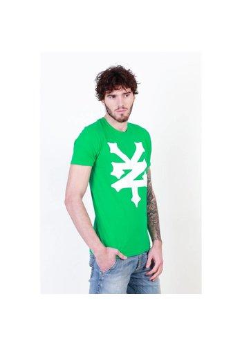 Zoo York Männer T-Shirt von Zoo York - grün