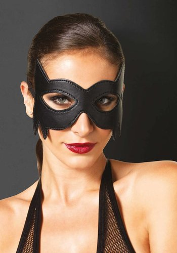 Leg Avenue Faux Leather Fantasy Eye Mask