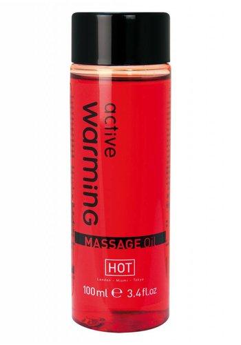 Hot Massageoil Warming 100ml