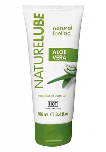 Hot Nature Lube Aloe Vera 100ml