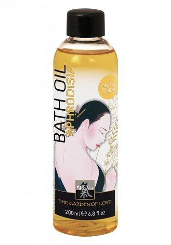 Shiatsu Shiatsu Bath Oil 200ml