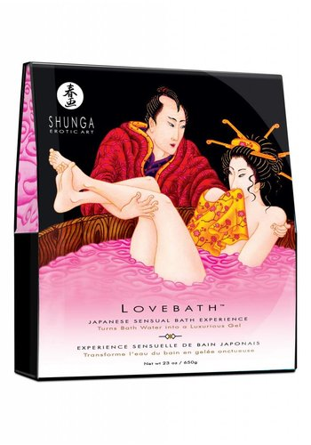 Shunga Lovebath 650gr