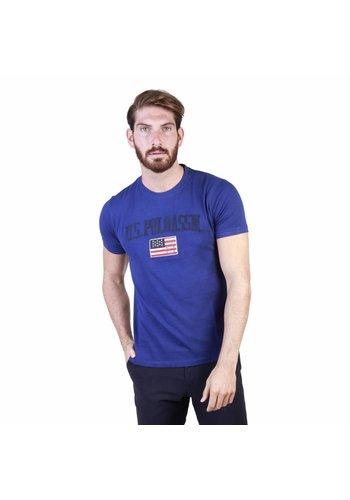 U.S. Polo Männer T-Shirt von US Polo - blau