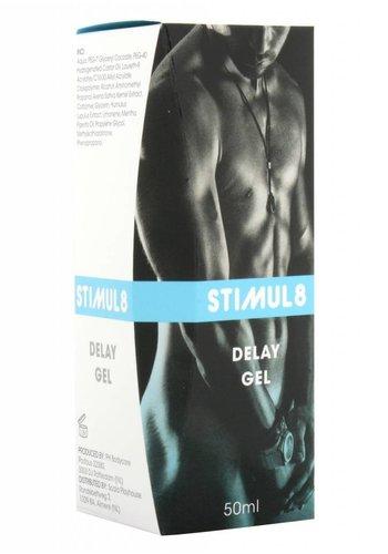 Stimul8 Stimul8 Delay Gel 50ml