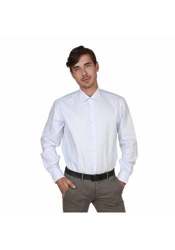 Trussardi Heren Hemd van Trussardi - blauw