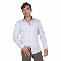 Herrenhemd von Trussardi - blau