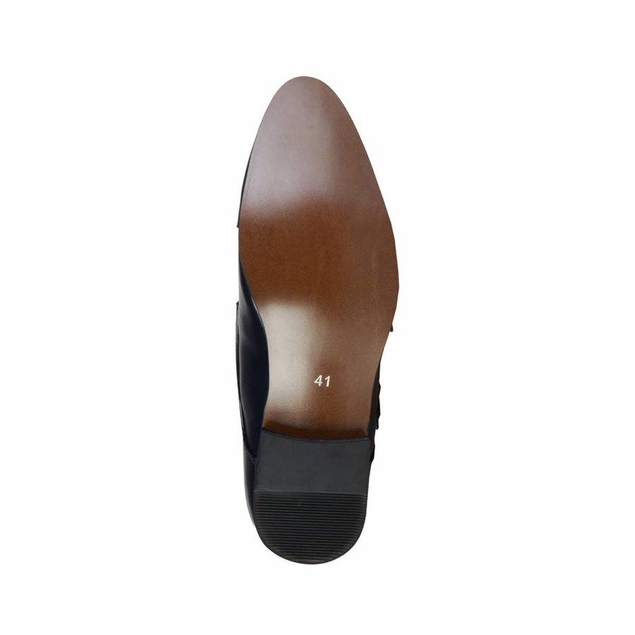 Herren Business Schuh von Duca di Morrone JAMES - dk. Blau