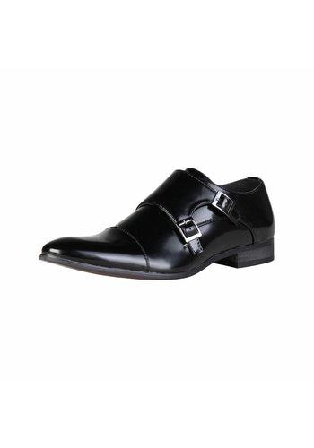 Duca di Morrone Heren Business schoen van Duca di Morrone JAMES - zwart