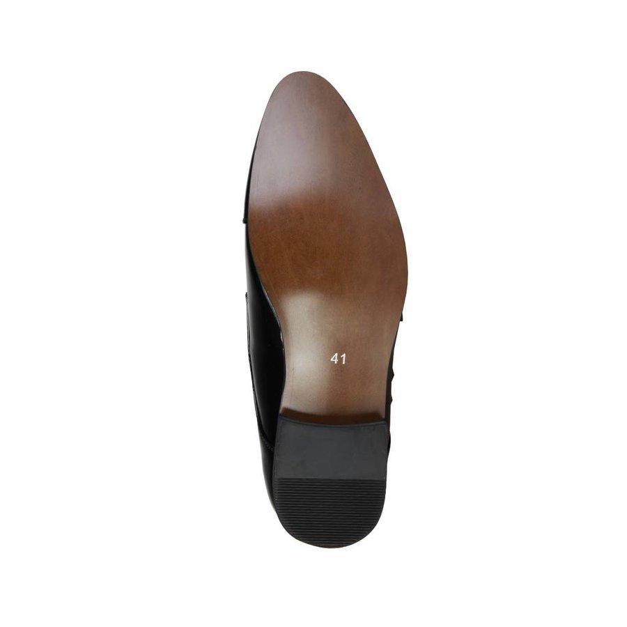 Herren Business Schuh von Duca di Morrone JAMES - schwarz
