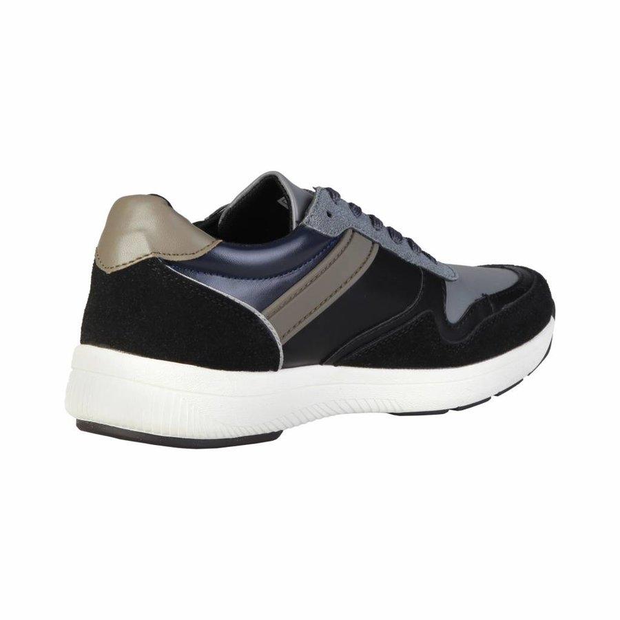 Herren Sneaker von Duca di Morrone DEREK - schwarz