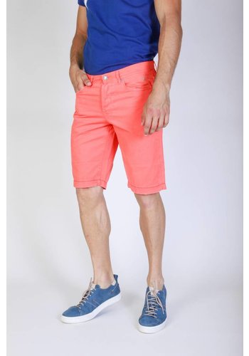 Jaggy Heren Short van Jaggy - oranje