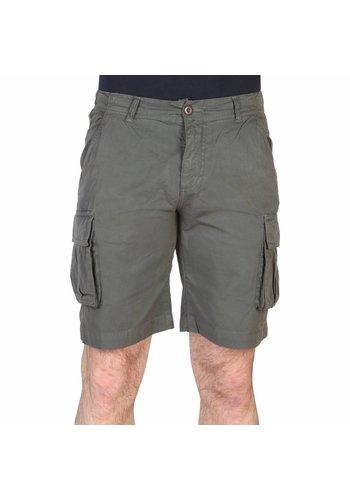 U.S. Polo Heren Short van U.S. Polo - grijs