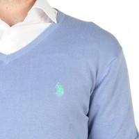 Herren Pullover von US Polo - blau