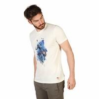 Herren T-Shirt von US Polo - weiß