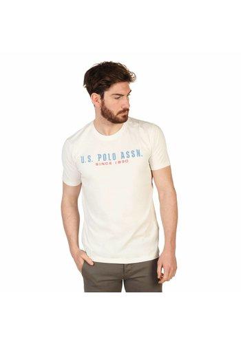 U.S. Polo Herren T-Shirt von US Polo - weiß