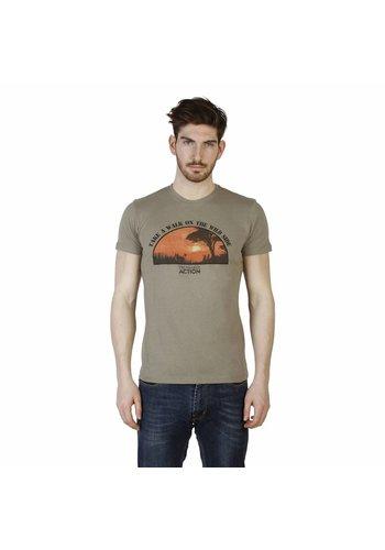 Trussardi Heren T-shirt van Trussardi - groen