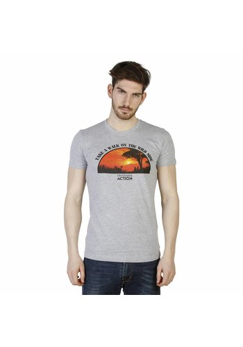 Trussardi Männer T-Shirt von Trussardi - grau