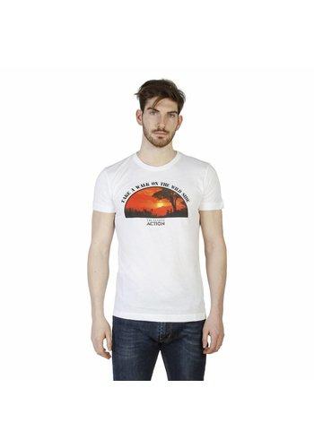 Trussardi Männer T-Shirt von Trussardi - weiß