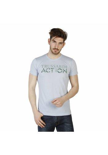 Trussardi Heren T-shirt van Trussardi - blauw