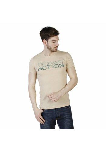 Trussardi Heren T-shirt van Trussardi - beige