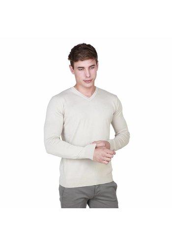 Trussardi Herren Pullover von Trussardi - weiß