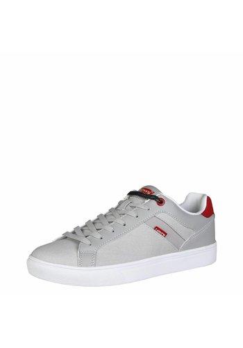 Levis Heren Sneakers van Levis - grijs