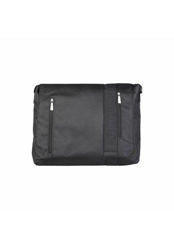 Trussardi Trussardi sac d'ordinateur portable - noir