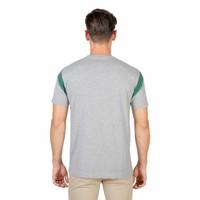 Männer T-Shirt von der Universität Oxford MAGDALEN-VARSITY-MM - grau