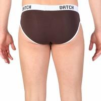 Herren Unterhose von Datch 2er Set - braun