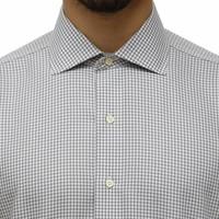 Herrenhemd von Brooks Brothers - grau