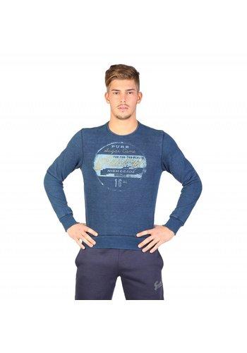 Guru Sweat shirt pour hommes par Guru - bleu