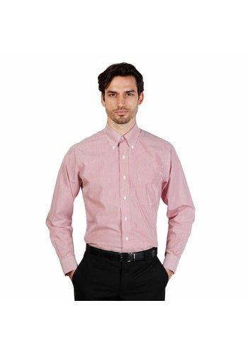Brooks Brothers Heren Overhemd van Brooks Brothers - rood