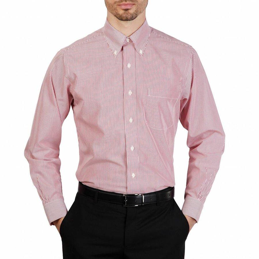 Herrenhemd von Brooks Brothers - rot