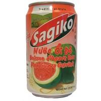 Rosa Guave Getränk