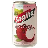 Sagiko Litschi Getränk