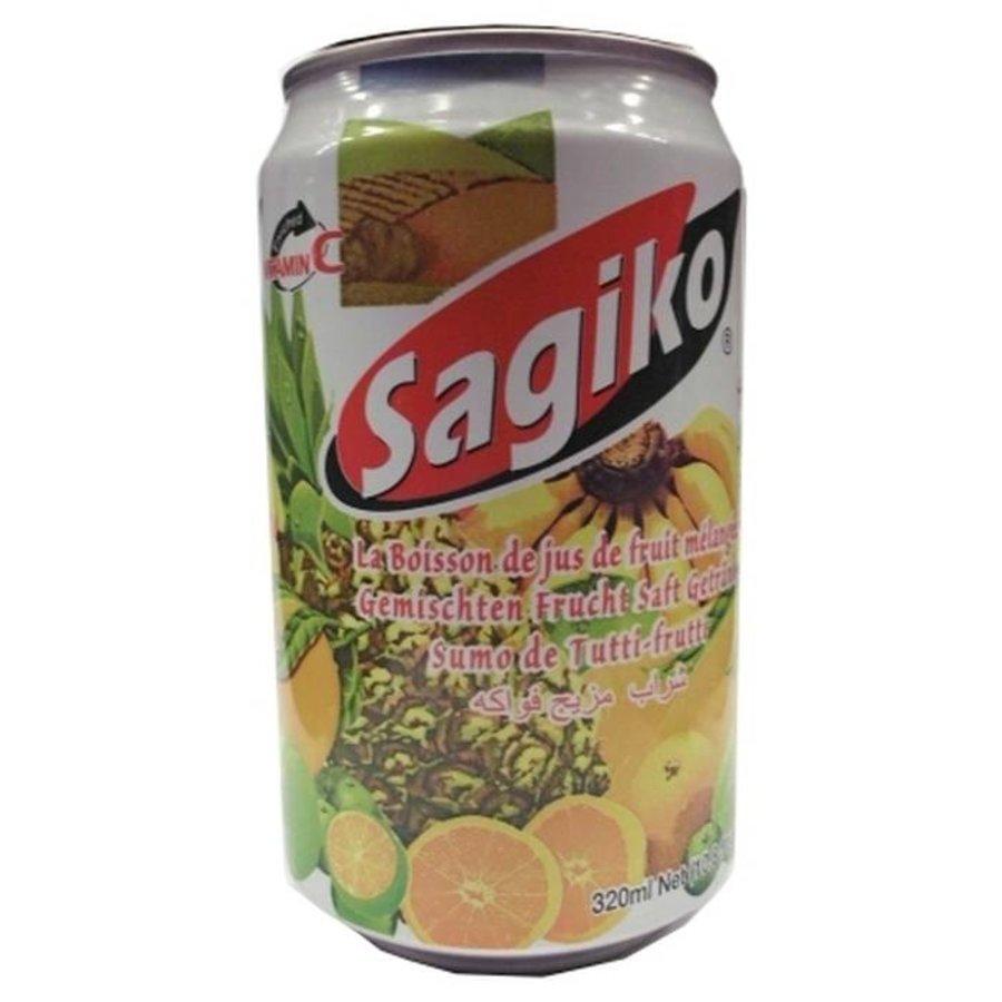 Gemischter Fruchtsaft
